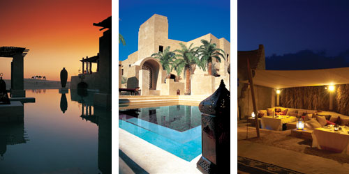 Отель-оазис Bab Al Shams