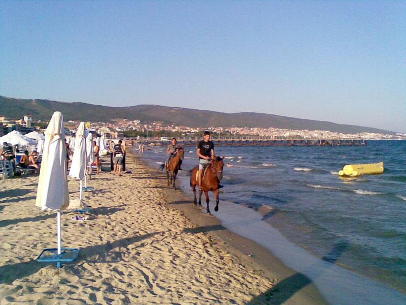 Отпуск на Солнечном Берегу в Болгарии