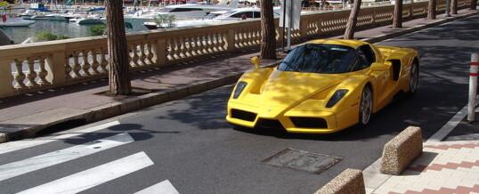 Трасса Гран-При Монако. На Феррари по Монте-Карло