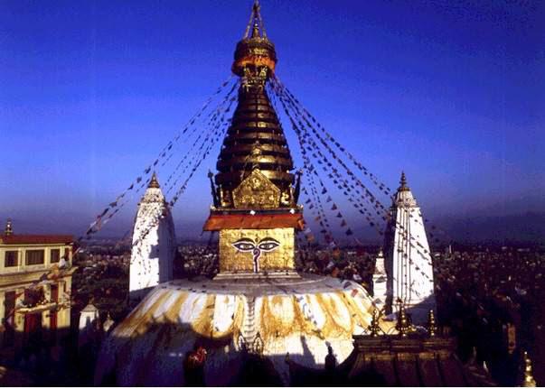 Буддистская Ступа Боднатх