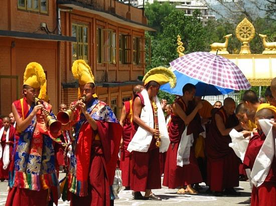 Буддистские храмы долины Катманду в Непале