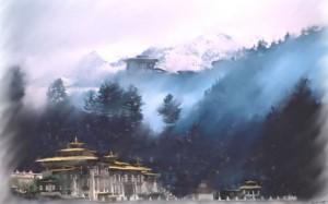 Путешествие в закрытое королевство Бутан