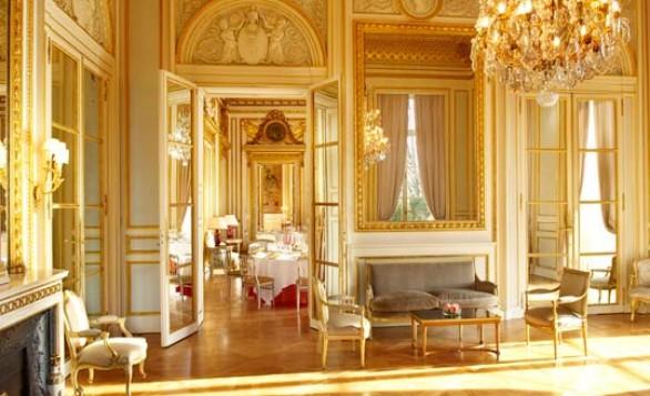 Отель де Крийон