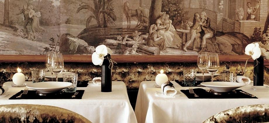 Ресторан в Hotel Metropole в Монако