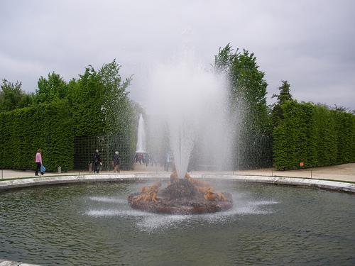 Фонтаны Версаля