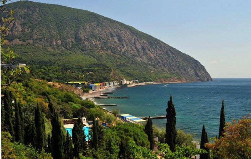 Отдых в Артеке, Крым
