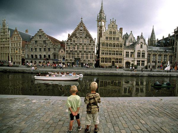Отдых в Бельгии осенью