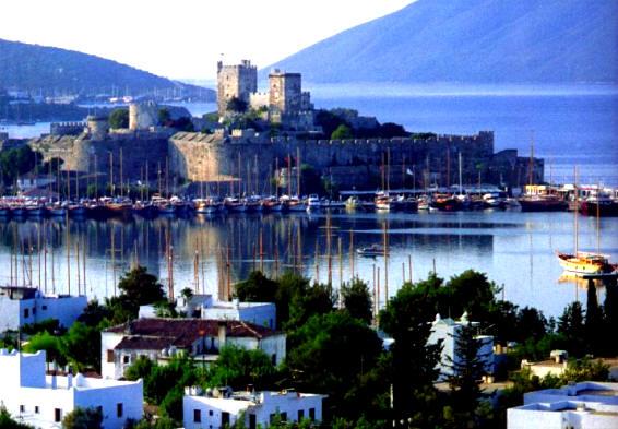 Отдых в Бодруме, Турция