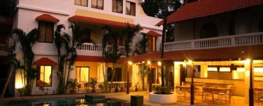Гостиничный сервис Южного Гоа (Индия)