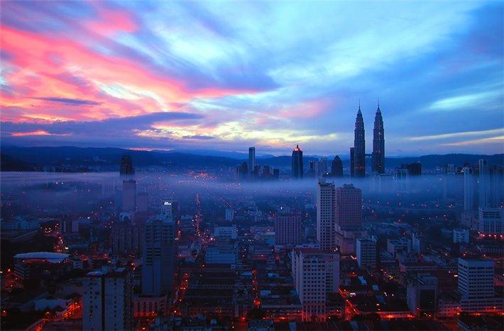 Куала-Лумпур столица Малайзии