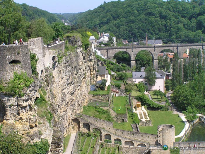 Страны Бенилюкса Люксембург