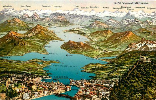 Люцерн Швейцария