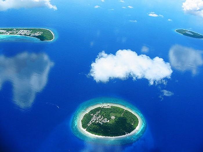 Куда поехать осенью? На Мальдивы!