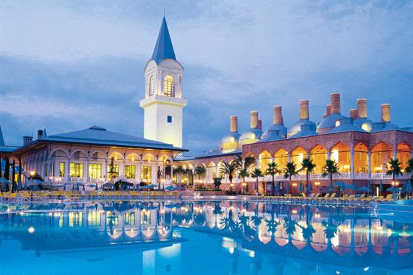 Отдых в турецких отелях самостоятельно