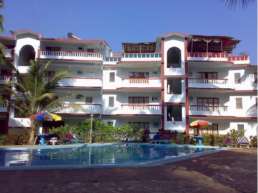 Отели Южный Гоа
