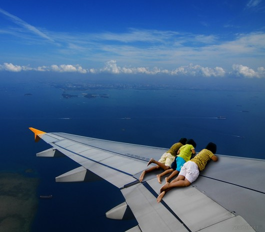 Отпуск без турагентств. Авиабилеты Low Cost