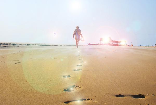 Северный Гоа - мировой туризм отдыхает