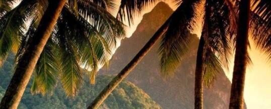 Остров Сент Люсия или романтическая прогулка на один из Карибов