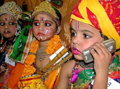 Сотовая связь в Индии