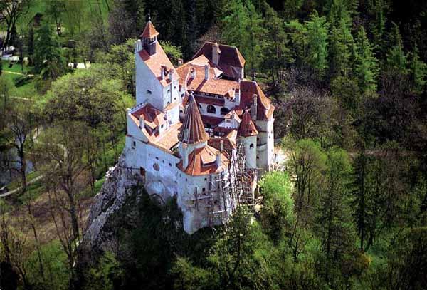Экскурсия в замок Дракулы (Бран)