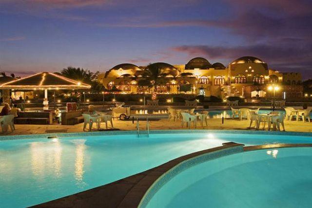Лучшие курорты Египта-Марса Алам