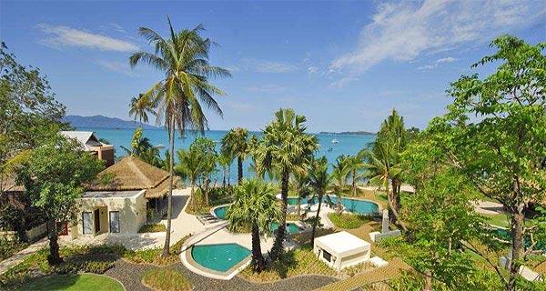 Пляж Бопхут Самуи Тайланд