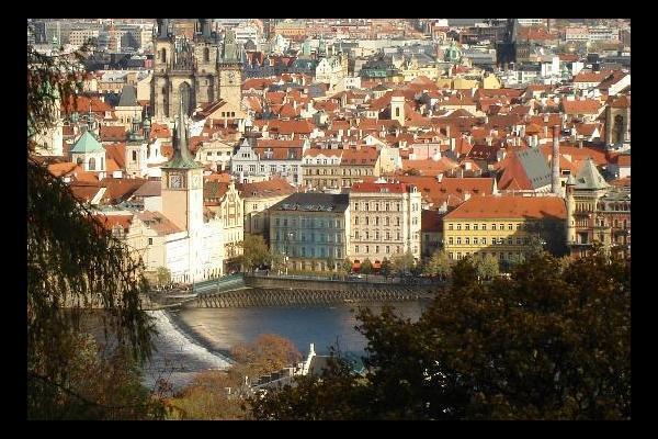 Путешествие по Праге - столице Чехии