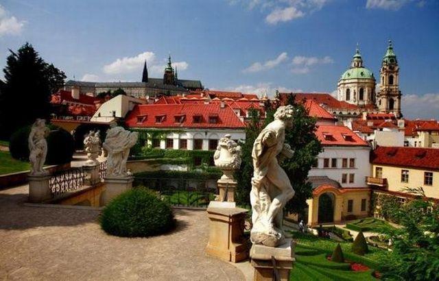 Прага район Мала Страна