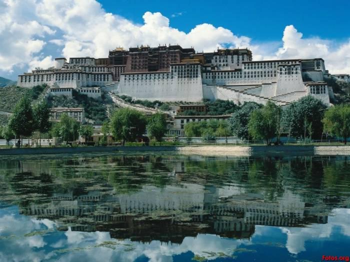 Отдых в октябре в Тибете