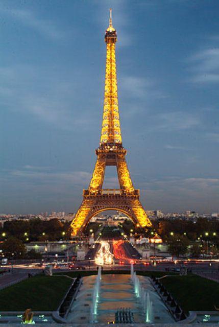 Интересные факты об Эйфелевой башне в Париже