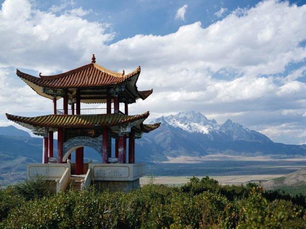 Китайская виза для туризма