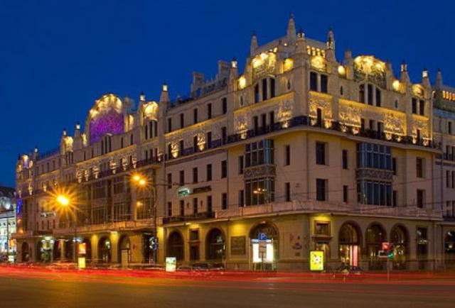 Категории гостиниц Москвы