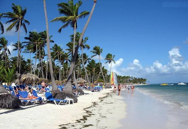 Пунта-Кана - курорт в Доминикане