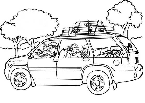 Путешествие на автомобиле из Питера в Крым