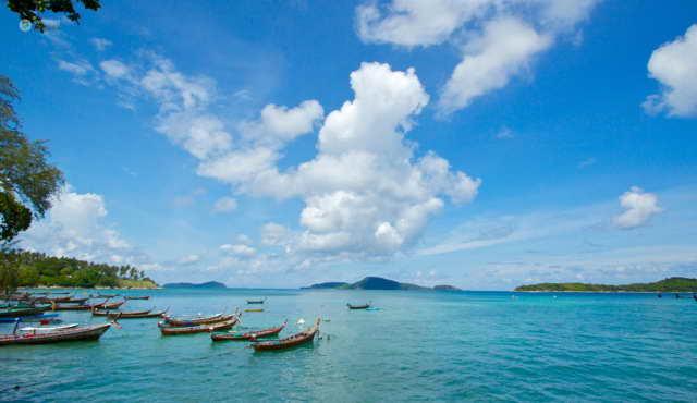 Отдохнуть на пляжах Таиланда