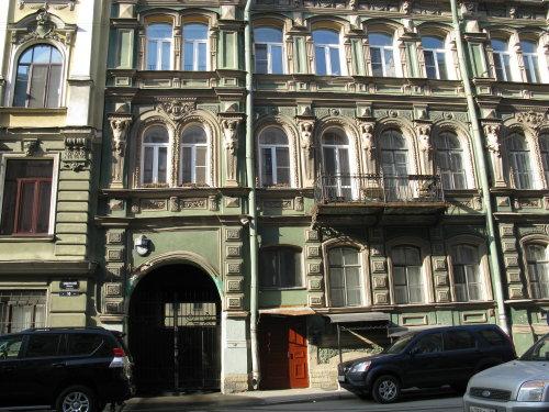 Хостелы Санкт-Петербурга