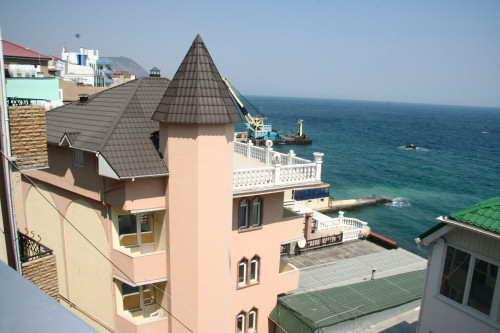 Частный мини-отель на море