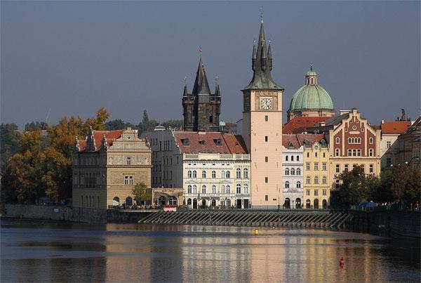 Отдых осенью в Чехии