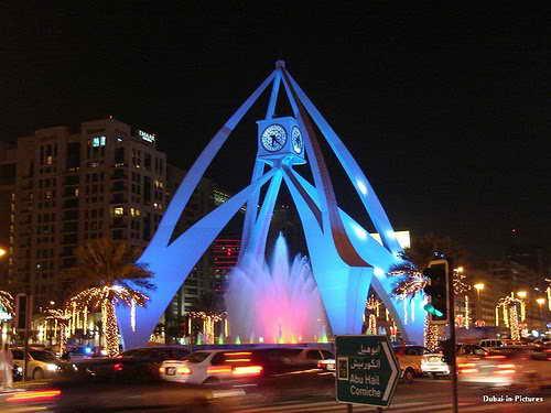 Дубайский шопинг-фестиваль