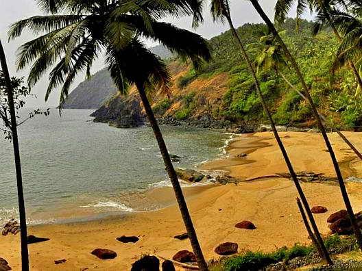 Побережье Индийского океана на Гоа