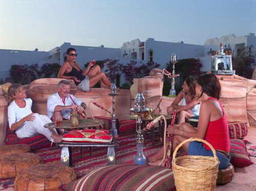 Отдых в Кофейне на Наама-Бей в Египте