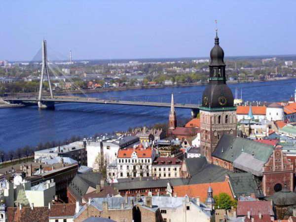 Отдых в Риге Латвия
