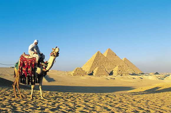Отдых зимой в Египте
