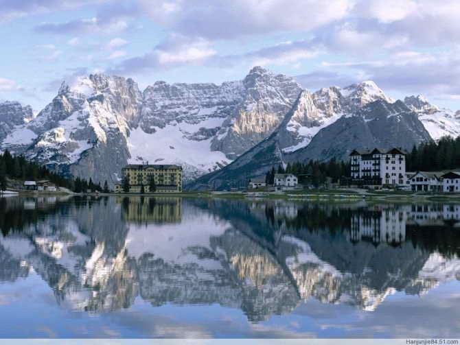Горные отели Австрии