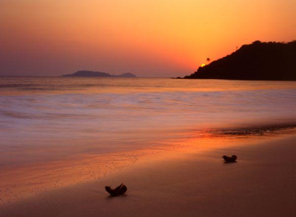 Пляжный отдых в Индии (Гоа)