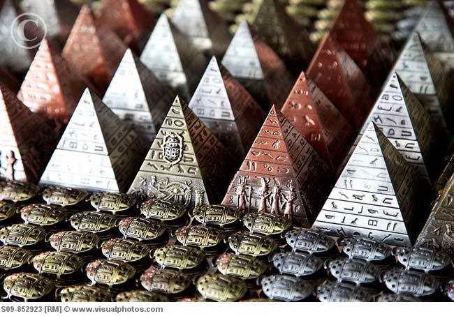 Скарабей - сувенир из Египта