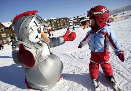 Шведские лыжные курорты