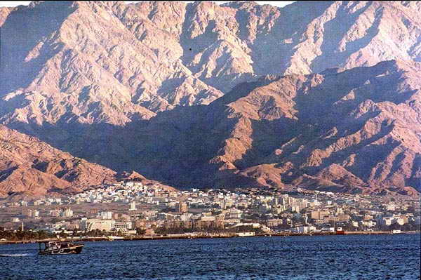 Эйлат-курорт на Красном море
