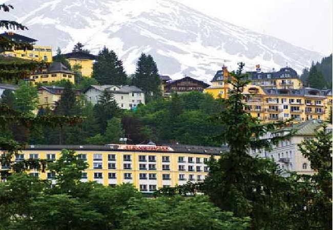 Elisabethpark Hotel, горнолыжные курорты Австрии