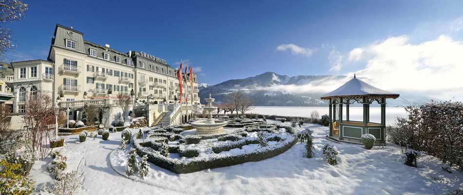 Grand Hotel в Цель-Ам-Зее, Австрия
